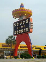 South of the Border